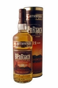 Benriach Authenticus 21 Years Old