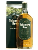 Tullamore Dew Irish Blended Whiskey