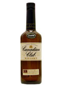 Canadian Club 6 Years Old