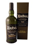 Ardbeg 10 Years Old Single Islay Malt
