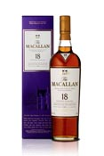 Macallan 18 Years Old Sherry Oak