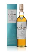 Macallan 15 Fine Oak Speyside Single Malt